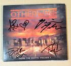 Otherwise From The Roots Volume 1 Autographed CD Pop Evil Fuel Chevelle Staind
