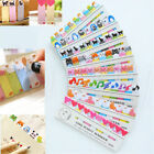 Lovely Fun Animal Sticker Bookmark Marker Memo Tab Paper Sticky Notes 10535cm