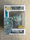 Cheshire Cat & Protector HOT TOPIC EXCLUSIVE Alice Wonderland Funko FLOCKED Pop