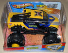 2013 HOT WHEELS MONSTER JAM WOLVERINE 1 24 SCALE
