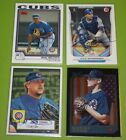 The Smoky Collection | Chicago Cubs N-Z In Person Autograph Auto | You Pick