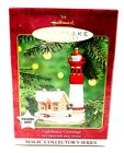 Hallmark Keepsake Christmas Holiday Ornament - Lighthouse Greetings 2000