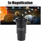 Telescope Eyepiece 5X 125 Barlow Lens for Celestron Fully Multi coated