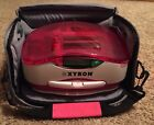 XYRON Personal Die Cutting Machine PLUS extra blades AND Basic Templates