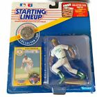 1991 Starting Lineup Rickey Henderson Figure, Card & Collector Coin New Oakland