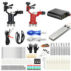 Complete Tattoo Kit Professional Rotary Tattoo Machine Tattoo Power Supply