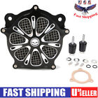 Air Cleaner Filter For Harley Touring Road King Electra Glide FLHT FLHR 2008 16