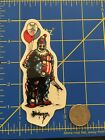 Rare Vintage Birdhouse Skateboard Sticker Bucky Lasek Clown