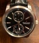 Maurice Lacroix Pontos Stainless Steel Automatic Chrono Watch-Swiss Made