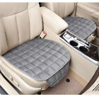 Universal Car Seat Cover Cushion Pad Protector Mat Front Rear Nonslip Plush Warm