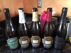 Bruery 1st year Bottles. Rare.  BA Partridge in a Pear tree, 2009 Black Tuesday