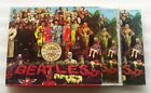 THE BEATLES - SGT PEPPER'S LONELY HEART CLUB BAND / DELUXE CD BOX SET JAPAN OBI