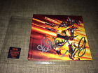 JUDAS PRIEST - FIREPOWER - DELUXE HAND SIGNED / AUTOGRAPHED CD  ROB HALFORD RARE