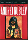 DVD Criterion Collection Andrei Tarkovskys Andrei Rublev very nice