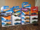 Hot Wheels Lot of 10 1970 Chevrolet Monte Carlo Muscle Mania Classics Zamac 70