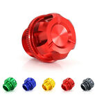CNC Motorcycle Engine Oil Filler Cap Tank Cover For Honda TRX450R RX CR500R Red