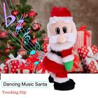 Electric Dancing Singing Santa Claus Doll Figure Christmas Xmas Gift Toys