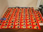 Lot of 75 w Multiples 1144 Racing Champions Nascar Cars 1997