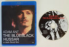 ADAM ANT The Blueblack Hussar Blu ray All Region JACK BOND Sunrise Pictures