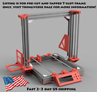 A8 Metal frame 3D printer AM8 t slot frame kit extrusion PD tech Frame only
