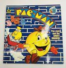 Vintage Golden Look Book Pac-Man and the Ghost Diggers Kids Books PAC Man Game