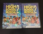 Disney High School Musical 2 DVD 2007 Extended Edition Brand New Zac Efron