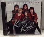 Rachel Rachel Way To My Heart CD