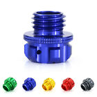 CNC Engine Oil Filler Plug Cap Bolt For Honda CRM250R AR CRF250L M 250RALL Blue