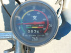 Vintage Western Flyer Bike Speedometer with cable