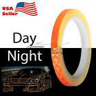 Reflective Tape Safety Self Adhesive Striping Sticker Decal 26ft Roll 1cm