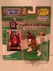 1999 Ricky Williams New Orleans Saints Kenner Starting Lineup Extended Series