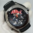 CORUM BUBBLE 45MM PRIVATEER 082.150.20 PIRATE COLLECTOR SERIES AUTOMATIC NR NR!!