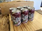 RARE DR PEPPER LIMITED EDITION UNICORN CANS 6 Pack 75 oz Cans Unopened