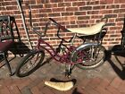 Schwinn Chicago Stingray Lil' Chik Used Condition With Two Seats.  Riding.
