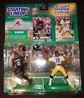 Kordell Stewert Colorado Steelers CLASSIC DOUBLES STARTING LINEUP 1999 2000