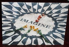 RARE! John Lennon 2 Cards - Imagine & Fat Budgie Christmas - Limited Edition by