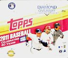 2011 Topps Baseball Update Jumbo Sealed Hobby Box