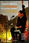 DAVID BROZA AT MASADA CD The Sunrise Concert Jackson Browne Shawn Colvin NEW
