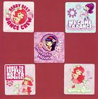 10 Strawberry Shortcake Berry Best Large Stickers Party Favors Rewards