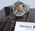 Maurice Lacroix Masterpiece Squelette Skeleton - Perfect -  Box an