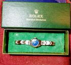 ROLEX Oyster Perpetual Date Automatic Lady's Stainless Watch & Box, No Reserve