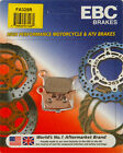 New EBC Brake Pads FA325R R Series Long Life Sintered Brake Pads EBC