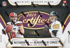 2018 Panini Certified Football 12 Box Hobby Case Factory Sealed