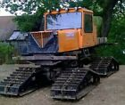 Tucker sno cat 1700 agri spec crawler tractor slopes and wetland machine mulcher