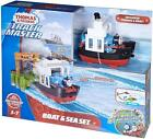 Fisher Price Thomas & Friends Track Master Motorized Action Boat & Sea Set