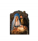 Advanced Graphics Christmas Nativity Life Size Cardboard Cutout Standup By