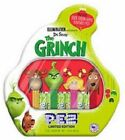 **  GRINCH ** PEZ CANDY DISPENSER LIMITED ADDITION SET DR SEUSS   NEW!!