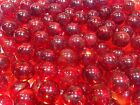 New Ruby Red Champion Marbles 200+