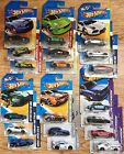 Lot of 18 Unopened Hot Wheels 2011 13 Cars Viper Datsun BMW Silvia Matchbox RARE