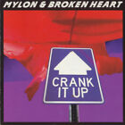 Crank It Up by Mylon And Broken Heart CD,1990 Star Song ) RARE OOP